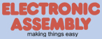 ELECTRONIC ASSEMBLY GmbH, making things easy